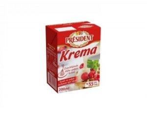 PRESIDENT KREMA 200ML